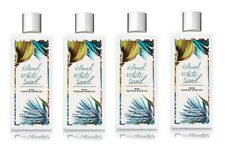 Bath & Body Works Island White Sand Body Lotion with Monoi Oil - Lot of 4