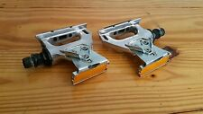 "Vintage Shimano 9/16"" Pedals PD-A550 Japan Road Touring Racing Classic"