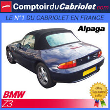 Bmw Z3 cabriolet - Capote en Alpaga  avec poche latérale