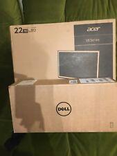 "Dell 4KJHG Optiplex 3050 Micro Core I5 7500t / 2.7 GHz D  Inkl. Acer 22"" monito"
