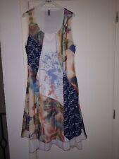 """Jolie robe """"Purplerose"""" - taille L (48) - excellent état"""