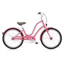 Electra Townie Original 3i EQ Damen Fahrrad Pink Beach Cruiser Beleuchtung 3Gang