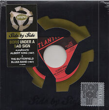 "ALBERT KING / PAUL BUTTERFIELD BLUES BAND Born under a bad sign 7"" Vinyl Single"