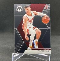 2019-20 Panini Prizm Mosaic Tyler Herro Rookie Card RC Base SP Miami Heat