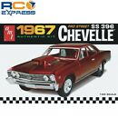 AMT  1/25 1967 Chevy Chevelle Pro Street AMT876