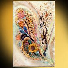 The Splash Of Life 9 top quality giclee print figurative Jewish Elena Kotliarker