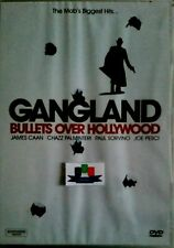 Gangland Bullets Over Hollywood DVD 2007 New And Sealed