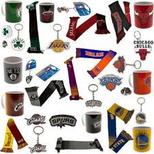NBA Basketball Team Logo Mug / Scarf / Keyring / Badge Christmas Gift Selection