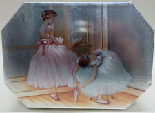 """süßes Schmuckkästchen Schatulle  mit Spieluhr """" tanzende Ballerina """" ** BOLERO"""