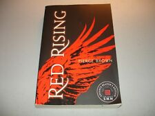 Rare Red Rising Advance Review Copy (ARC) SIGNED by Pierce Brown (PB, 2013)