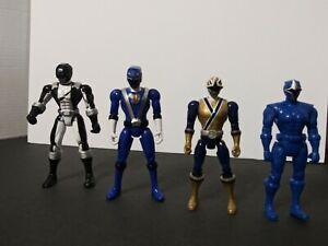 Powers Rangers Figures Lot # 4
