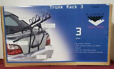 New Graber Outback Trunk Mount 3-Bike Upright Bicycle Carrier Rack