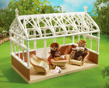 Sylvanian Families Calico Critters Conservatory Greenhouse Set
