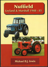 Nuffield Leyland & Marshall 1948-1985 Tractor Book