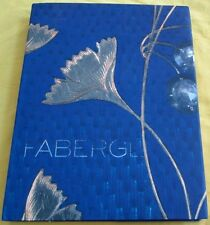 Faberge Imperial Craftsman and His World Color Album/English/Free Shipping In Us