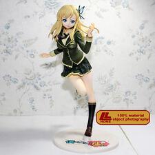 Anime Girl Boku wa Tomodachi ga Sukunai Kashiwazaki Sena 1/7 Figure Toy Gift NIB