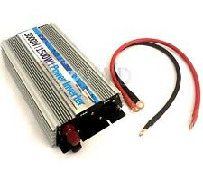 DC - AC 1500W Battery 230V Mains Power Inverter T4 T5 T6 T25 Camper 3000W Peak