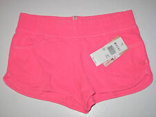 NWT Roxy Big Girls L Boardshorts Board Shorts Tidal Wave Bright Neon Pink