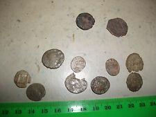 Bargain Lot 11 mixed Ancient Coins,Roman,Byzant.Kashmir