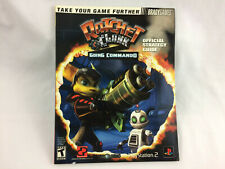 Bradygames Ratchet And Clank Going Commando Official Strategy Guide - USED - 978