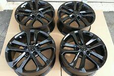 "17""  Nissan Altima Maxima JUKE FACTORY OEM Alloy Wheels Rims black"