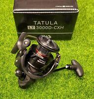 Daiwa Tatula LT 6.2:1 Left/Right Hand Spinning Fishing Reel - TALT3000D-CXH