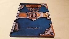 Dungeons & dragons Guide du maitre Livre de regles II 3ieme edition FRENCH