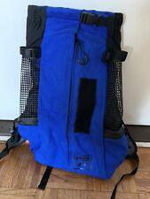K9 Sport Sack Air Medium M Blue Dog Backpack Carrier