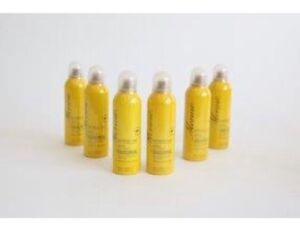 6x Monne Express Tan Spray Airbrush Finish Natural Fake Tanning 208ml / 150g