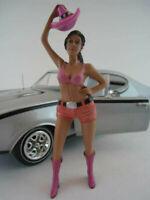 Figur Western Style 2 Gowboy-Girl  AMERICAN DIORAMA  1:18  OVP  NEU