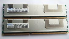 Samsung 8GB (2x4GB) PC3-10600R DDR3-1333 ECC Reg Server Memory RAM