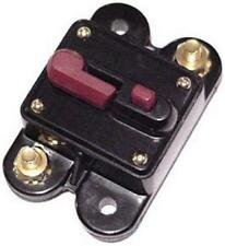 70A Bakelite Resettable Circuit Breaker Car Audio,Marine, Flat Mount