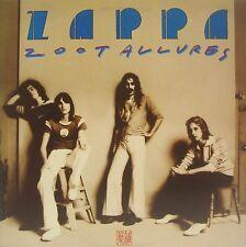 FRANK ZAPPA - ZOOT ALLURES -  1 LP 1976 UK