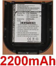 Coque + Batterie 2200mAh type 157-10094-00 157-10099-00 Pour Palm Treo 500p