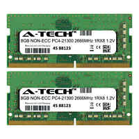 16GB 2x 8GB DDR4 Memory RAM for DELL LATITUDE 7214 7270 7414 E7214 E7270 E7414