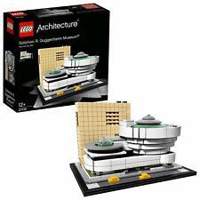 LEGO® 21035 Solomon R. Guggenheim Museum Neu&Ovp new sealed