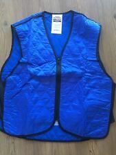 "Coolshirt ""Aqua Vest"" Evaporative Cooling Vest - 6529-BLU-XL"