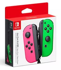 Nintendo Switch Joy-Con L/R - Neon Pink/Neon Green -Open Box