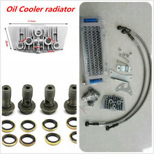 Oil Cooler Radiator For 50cc 70 90 110cc Chinese Dirt Pit Bike Motorcycle