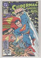 Superman Special #1 Walt Simonson Frank Miller 9.6