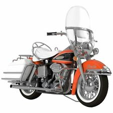 Harley Davidson 1968 FLH Electra Glide 2017 Hallmark Ornament Final  Pre-Order