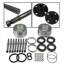 Ford Atlas Axle Fully Floating Kit Inc. 770mm Halfshafts Hubs/Flanges & Bearings