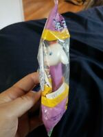 PEZ CANDY DISPENSER, FOOTED LAMB CHOP WITH DOTS IN EYES, SEALED IN PACKAGE!