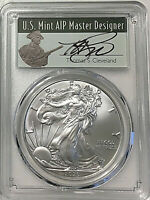2020 (P) SILVER EAGLE PHILADELPHIA EMERGENCY  PCGS MS70  CLEVELAND  |  Pop 100