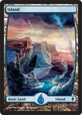 Magic MTG 1x ISOLA - ISLAND n. 234 / 237 ITA M-NM Zendikar