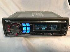 ALPINE CDA9885 CD MP3 WMA AAC/Car Radio Indash, BioLite, 6 pre out, AI-NET, Used