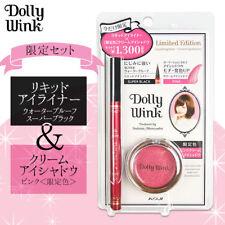 Dolly Wink KOJI Limited Edition Liquid Eyeliner WP + Limit Eye Shadow Set Japan