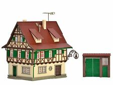 Vollmer 47731 - Gasthof Zur Glocke mit Inneneinrichtung - Spur N - NEU