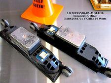 New listing Lg 50Pa5500-Ua.Ausllhr Speakers K.Tone Eab62648701 8 Ohms 10 Watts