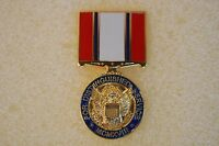 US USA Army Distinguished Service Medal Military Hat Lapel Pin